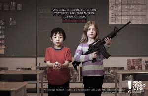 Guess which is banned: a Kinder Surprise or an assault weapon?