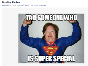 Tag someone who is super special